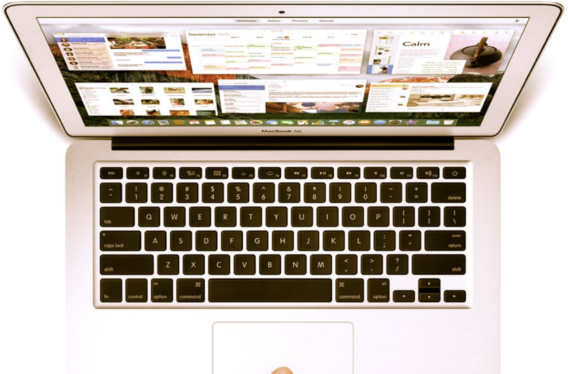 Menyukai Macbook Air