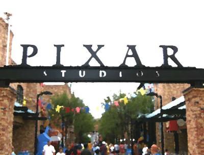Steve Jobs dan Pixar