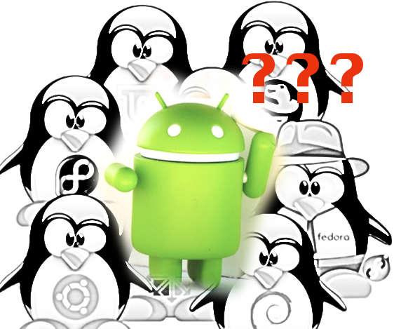Perbedaan android dan linux