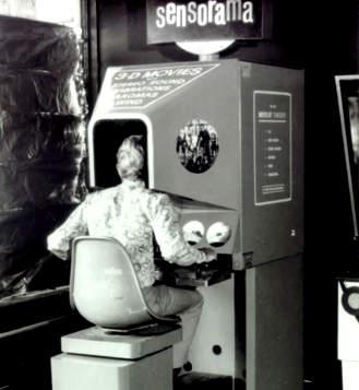sejarah virtual reality sensorama