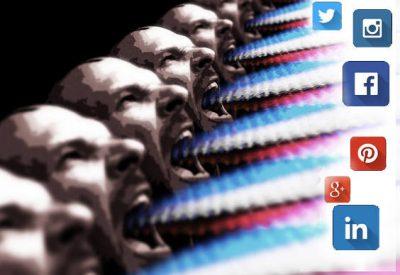Stop Menebar Kebencian di Media Sosial