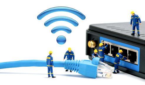 Koneksi WiFi sendiri